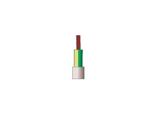 Installationskabel 1g2,5mm2 XLET HF (Metermål)