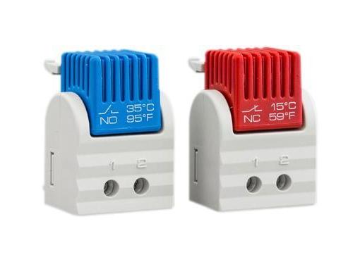 Eldon Dobbelt-termostat no35°c/nc5°c