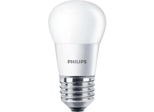 Philips Corepro led 5,5w/827 e27 krone p45mat40w