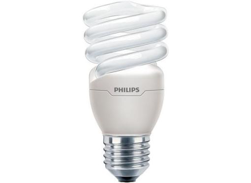 Philips Energisparepære Tornado spiRAL 15w ww e27 (75w)
